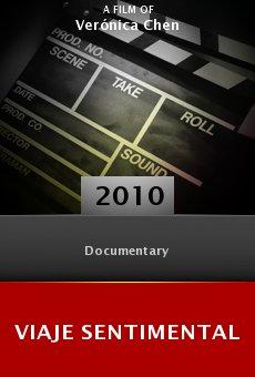 Ver película Viaje sentimental