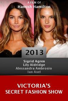 Watch Victoria's Secret Fashion Show online stream