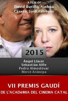 VII Premis Gaudí de l'Acadèmia del Cinema Català online free