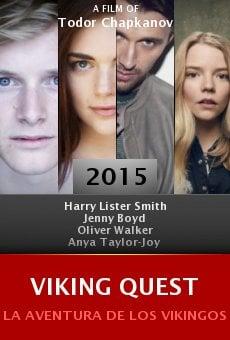 Watch Viking Quest online stream