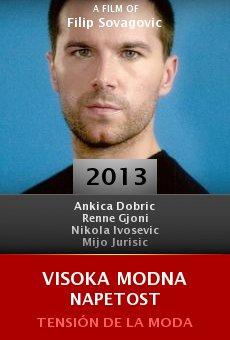 Ver película Visoka modna napetost
