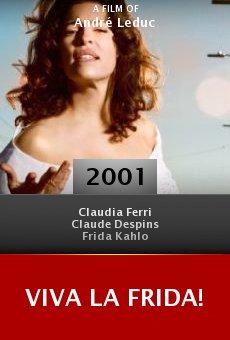 Viva la Frida! online free