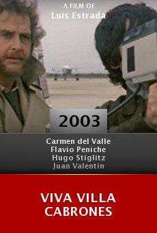 Viva Villa Cabrones online free