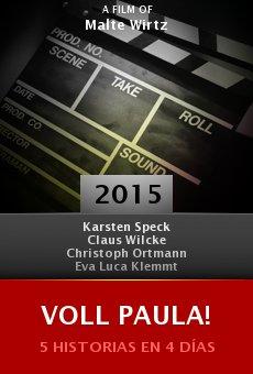 Voll Paula! online free