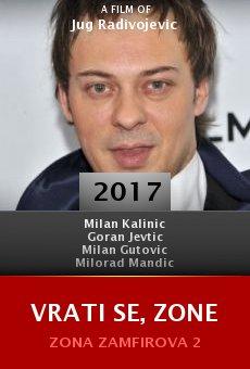 Ver película Vrati se, Zone
