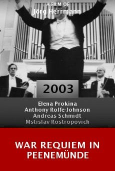 War Requiem in Peenemünde online free