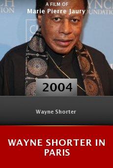 Wayne Shorter in Paris online free