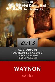 Watch Waynon online stream