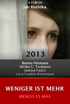 Ver película Weniger ist mehr