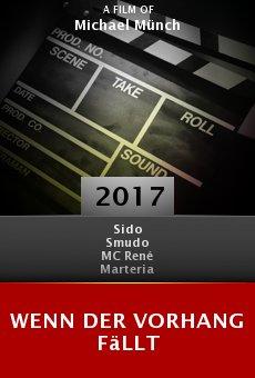 Ver película Wenn der Vorhang fällt