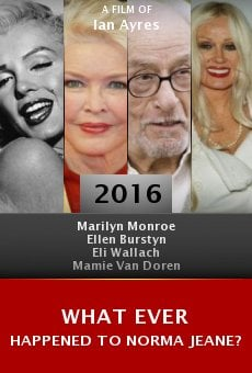 Ver película What Ever Happened to Norma Jeane?