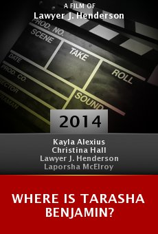 Watch Where Is Tarasha Benjamin? online stream