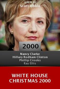 White House Christmas 2000 online free