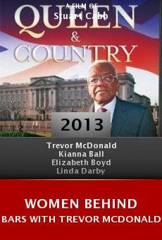 Watch Women Behind Bars with Trevor McDonald online stream