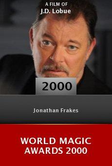 World Magic Awards 2000 online free