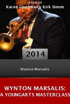 Watch Wynton Marsalis: A YoungArts Masterclass online stream