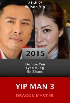 Ver película Yip Man 3