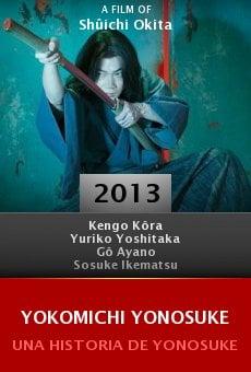 Watch Yokomichi Yonosuke online stream