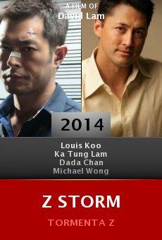 Ver película Z Storm
