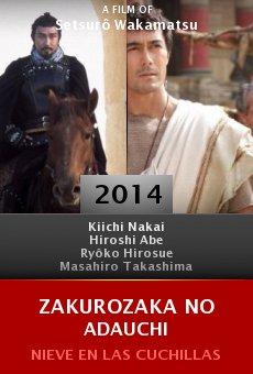 Zakurozaka no adauchi online