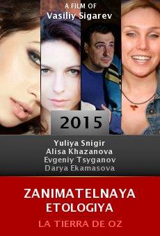 Ver película Zanimatelnaya etologiya