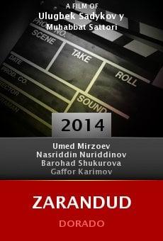 Zarandud online free