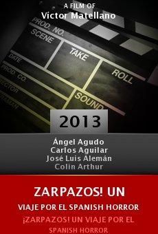 Zarpazos! Un Viaje Por El Spanish Horror online