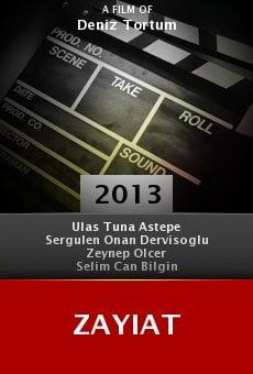 Ver película Zayiat