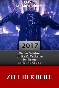 Ver película Zeit der Reife