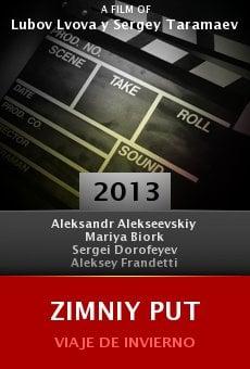 Zimniy put Online Free