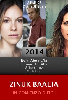 Watch Zinuk BaAlia online stream