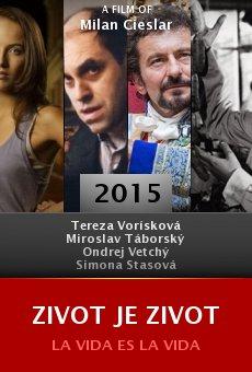 Ver película Zivot je zivot