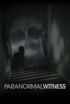 Paranormal Witness online gratis
