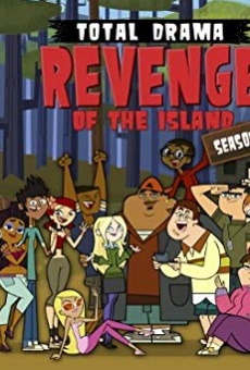 Total Drama: Revenge of the Island online gratis