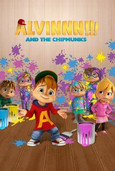 ALVINNN!!! y las ardillas online gratis