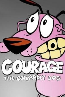 Coraje, el perro cobarde online gratis