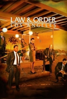 La ley y el orden Los Ángeles online gratis