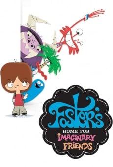 La mansión Foster para amigos imaginarios online gratis
