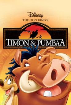 Las aventuras de Timón y Pumba online gratis
