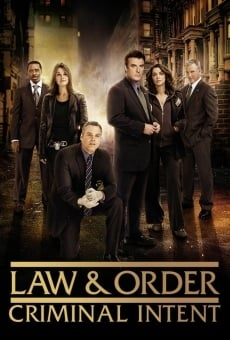 Law and Order: Criminal Intent online gratis