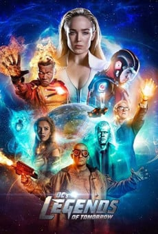 Legends of Tomorrow online gratis