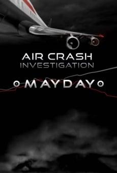 Mayday: catástrofes aéreas online gratis