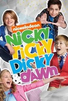 Nicky, Ricky, Dicky y Dawn online gratis