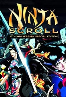 Ninja Scroll: Forbidden Love