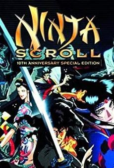 Ninja Scroll online gratis