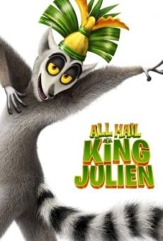 Viva el rey Julien online gratis