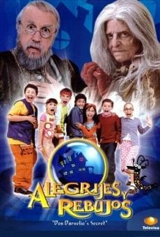 ALEGRIJES Y REBUJOS - Telenovela en Español - Capítulos