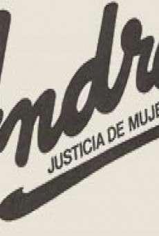 Andrea, justicia de mujer online gratis