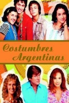 Costumbres argentinas online gratis