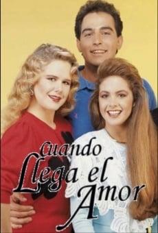 CUANDO LLEGA EL AMOR - Telenovela en Español - Capítulos